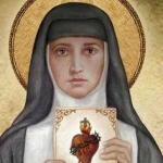 FRIDAY, WEEK XXVIII, ORDINARY TIME—Saint Margaret Mary Alacoque, October 16
