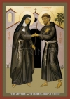 TUESDAY, WEEK XIX, ORDINARY TIME—Saint Clare of Assisi, August 11